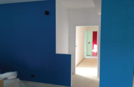 tinteggiatura pareti e soffitti casa lavabile e tempera roma