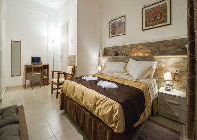 imbiancare camere hotel bed and breakfast centro storico a roma