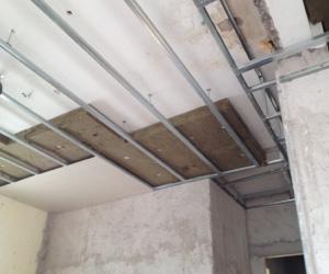 isolamento termico soffitto