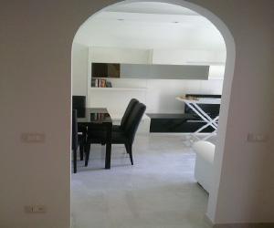 realizzazioni archi in cartongesso appartamento termini roma