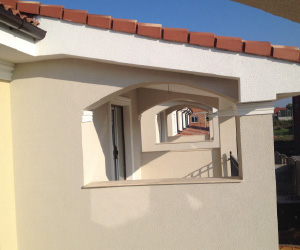 preventivo tinteggiatura facciata condominio zona romanina roma
