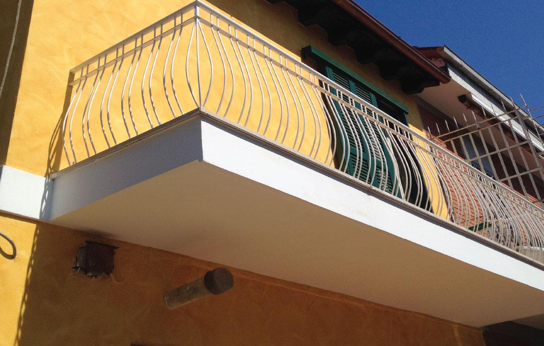 Impermeabilizzazione terrazzo a Roma, guaina, resina
