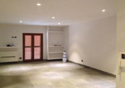 tinteggiatura appartamento pareti e soffitti roma