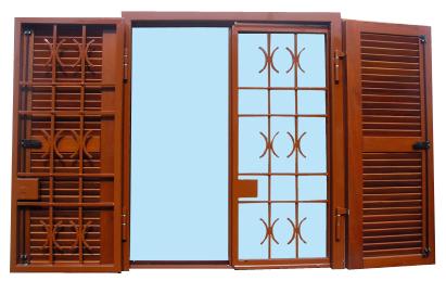 Preventivo costo prezzo verniciatura porte finestre grate roma - Costo grate finestre roma ...