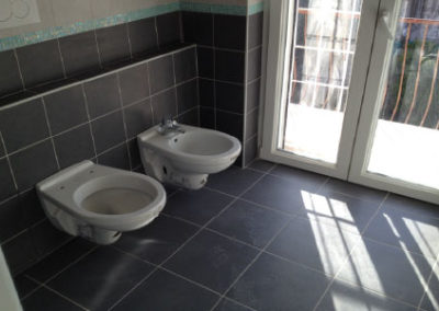 rifare il bagno a roma